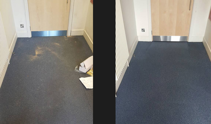 end of tenancy deep clean services