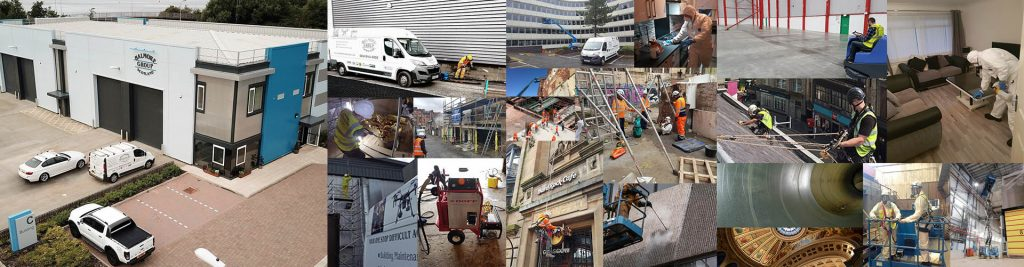 cleaning contractor services in Scotland
