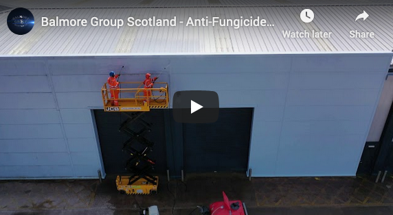 building cleaning glasgow